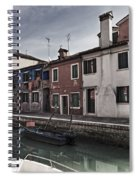 Burano - Venice - Italy Spiral Notebook
