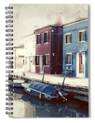 Burano Spiral Notebook