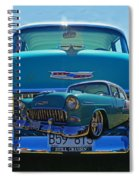 Cadp0738-12 Spiral Notebook