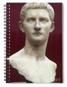 Caligula (12-41 A.d.) Spiral Notebook