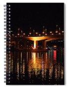 Cambie Street Bridge Spiral Notebook
