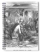 Camp Meeting, 1852 Spiral Notebook
