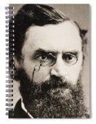 Carl Schurz (1829-1906) Spiral Notebook