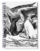 Carroll: Alice, 1865 Spiral Notebook
