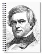 Cassius Clay (1810-1903) Spiral Notebook