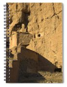 Cave Dwellings Spiral Notebook