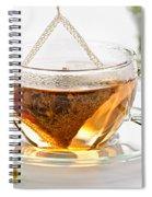 Chamomile Tea Spiral Notebook