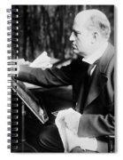 Charles Gibson (1867-1944) Spiral Notebook