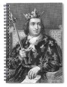 Charles V (1337-1380) Spiral Notebook