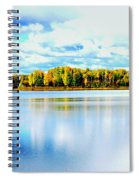 Chena Lakes Spiral Notebook
