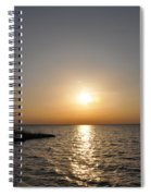 Chesapeake Bay Sunset Spiral Notebook