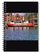 Chesapeake Spiral Notebook