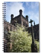 Chester Cathedral Spiral Notebook