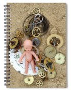 Child In Time Spiral Notebook