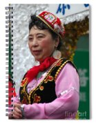 Chinese New Year Nyc 4705 Spiral Notebook
