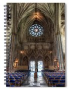 Church Of England Spiral Notebook