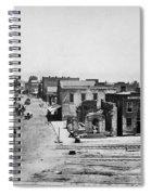 Civil War: Atlanta Spiral Notebook