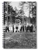 Civil War: Brandy Station Spiral Notebook