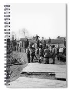 Civil War: Bull Run, 1862 Spiral Notebook