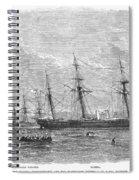 Civil War: C.s.s. Florida Spiral Notebook