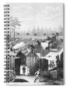 Civil War: Prison, 1864 Spiral Notebook