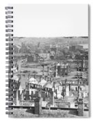 Civil War: Richmond Spiral Notebook