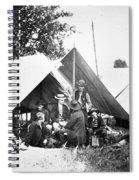 Civil War: Signal Corps Spiral Notebook