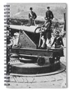 Civil War: Union Fort Spiral Notebook