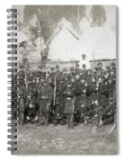 Civil War: Union Troops Spiral Notebook