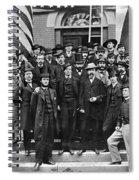 Civil War: War Department Spiral Notebook