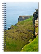 Cliff Of Moher 16 Spiral Notebook