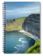 Cliff Of Moher 31 Spiral Notebook