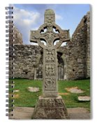 Clonmacnoise, Co. Offaly, Ireland Spiral Notebook