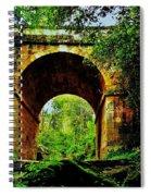 Colonial Era Bridge Spiral Notebook