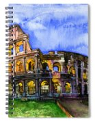 Colosseum Spiral Notebook