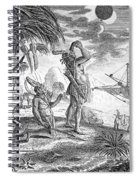 Columbus: Jamaica, 1504 Spiral Notebook