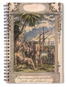 Columbus: Native Americans Spiral Notebook