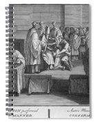 Confirmation, 18th Century Spiral Notebook
