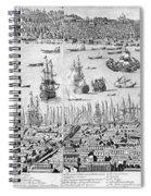 Constantinople, 1713 Spiral Notebook