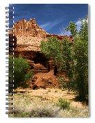 Cottonwood Castle Spiral Notebook
