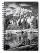 Cottonwood Creek Spiral Notebook