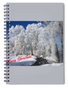 Country Christmas 1 Spiral Notebook