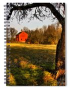 Country Life Spiral Notebook