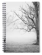 Country Sunrise Spiral Notebook