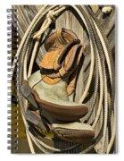 Cowboy Essentials Spiral Notebook