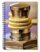 Creative Tension Spiral Notebook