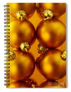 Crhistmas Decorations Spiral Notebook