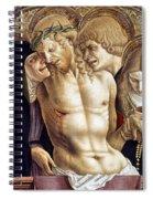 Crivelli: Pieta Spiral Notebook