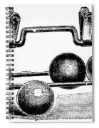Croquet, C1900 Spiral Notebook