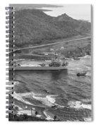 Cuban Missile Crisis, 1962 Spiral Notebook
